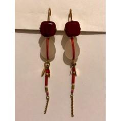 Boucles d'oreille Satellite  pas cher