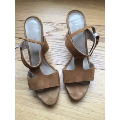 Sandales à talons Venise Collection  pas cher