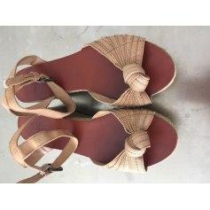 Sandales compensées Joie  pas cher