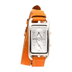 Montre au poignet Hermès Cape Cod pas cher