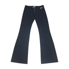 Pantalon évasé Versace  pas cher