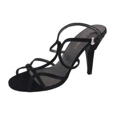 Sandales à talons Prada  pas cher