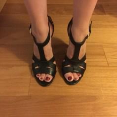 Sandales à talons Ann Tuil  pas cher