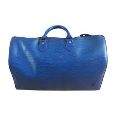 Sac XL en cuir Louis Vuitton Speedy pas cher