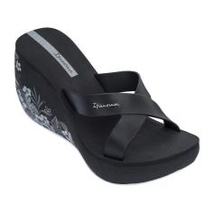 Sandales compensées Ipanema  pas cher