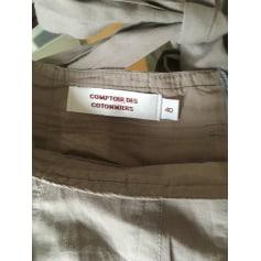 Jupe courte Comptoir Des Cotonniers  pas cher