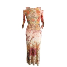 Robe longue Save The Queen  pas cher