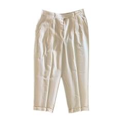 Pantalon carotte Valentino  pas cher