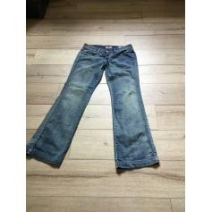 Jeans large, boyfriend Antik Batik  pas cher