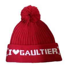 Bonnet Jean Paul Gaultier  pas cher