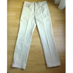 Pantalon droit soft attitude  pas cher