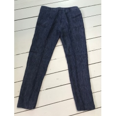 Pantalon carotte Bellerose  pas cher