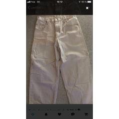 Jeans droit Ober  pas cher