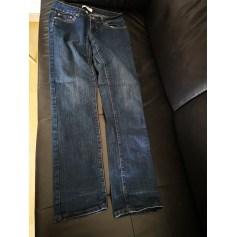 Jeans évasé, boot-cut B. Slim  pas cher