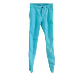 Pantalon droit Leon & Harper  pas cher