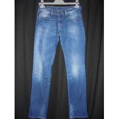 Jeans droit 55DSL  pas cher