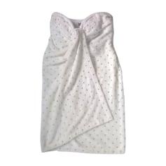 Robe bustier Moschino  pas cher