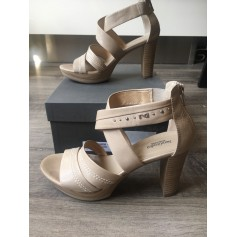 Sandales à talons Nero Giardini  pas cher