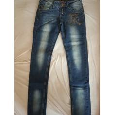 Jeans slim Koucla  pas cher