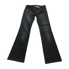 Jeans évasé, boot-cut Moschino  pas cher