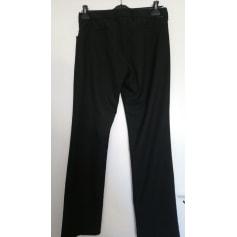 Pantalon droit French Connection  pas cher