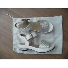 Sandales à talons Accessoire Diffusion  pas cher