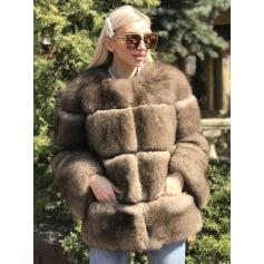 Manteau en fourrure Ma Fourrure  pas cher