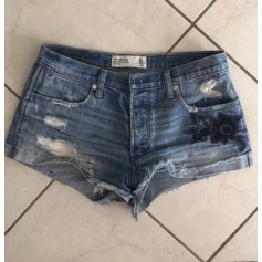 Jeansshorts Abercrombie & Fitch
