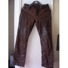 Pantalon droit Gap  pas cher