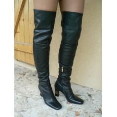 Thigh High Boots Charles Jourdan