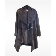 Manteau en fourrure Kenzo  pas cher