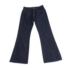 Jeans évasé, boot-cut Maison Martin Margiela  pas cher