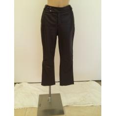 Pantalon droit Oui  pas cher