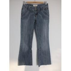 Jeans évasé, boot-cut Etam  pas cher