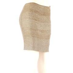 Jupe mi-longue Ralph Lauren  pas cher