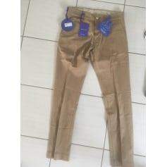 Pantalon droit Jacob Cohen  pas cher