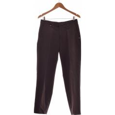 Pantalon droit Carnet De Vol  pas cher