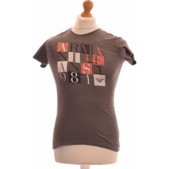 Top, tee-shirt Armani  pas cher