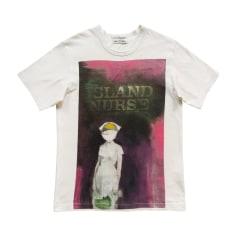 Tee-shirt Comme Des Garcons  pas cher
