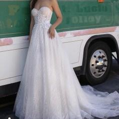Robe de mariée Berta Bridal  pas cher