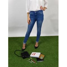 Jeans slim Vero Moda  pas cher