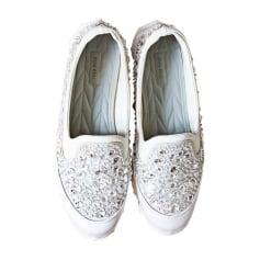 Sneakers Miu Miu Embellished