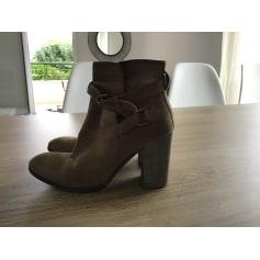 Bottines & low boots à talons Atelier Voisin  pas cher