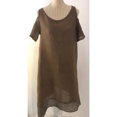 Robe mi-longue Suuf Si  pas cher