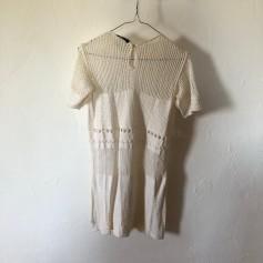 Robe courte Vionnet  pas cher
