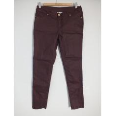 Jeans droit Kiabi  pas cher