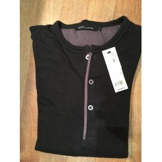 Polo Polo manches longues col tunisien  pas cher