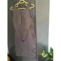 Robe courte Laura Clément  pas cher