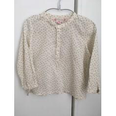Blouse, Short-sleeved Shirt Bonpoint