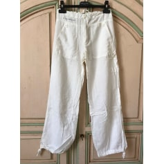 Pantalon large Le Marseillais  pas cher